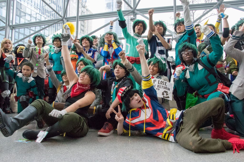 Anime NYC Cosplay Group