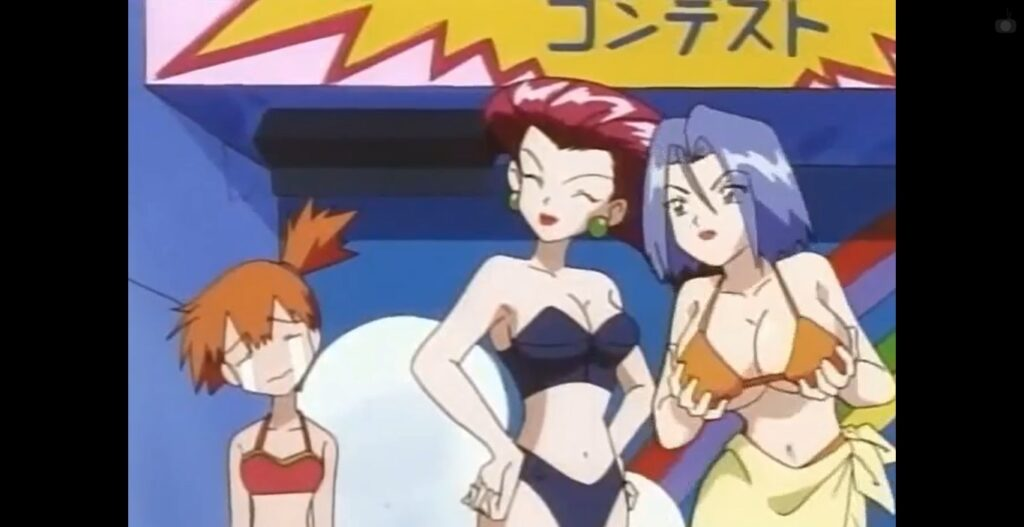 Pokemon Beach Episode