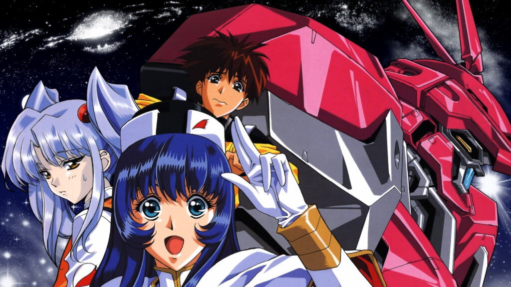 Why You Should Watch Martian Successor Nadesico, When Mecha Satire Became Subversion