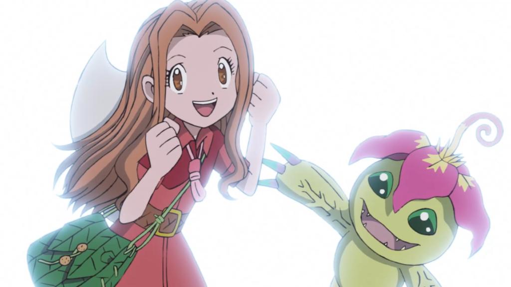 Digimon Mimi