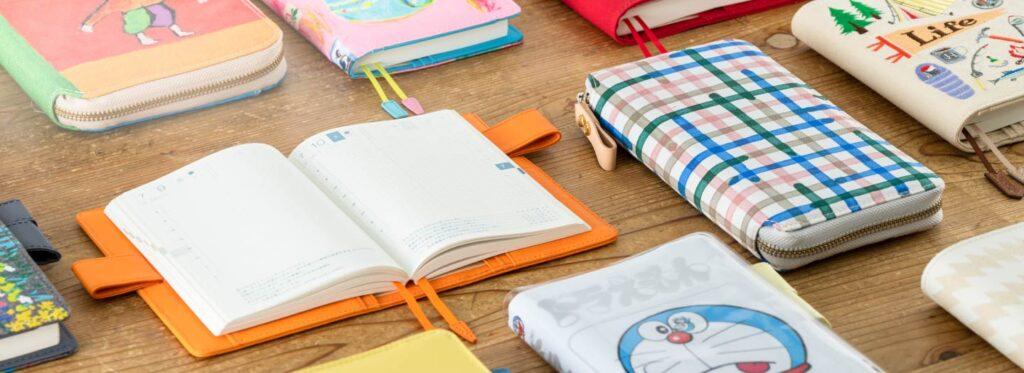 Hobonichi Techo 2021 Designs Let You Organize Your Life With Doraemon, Ranma 1/2