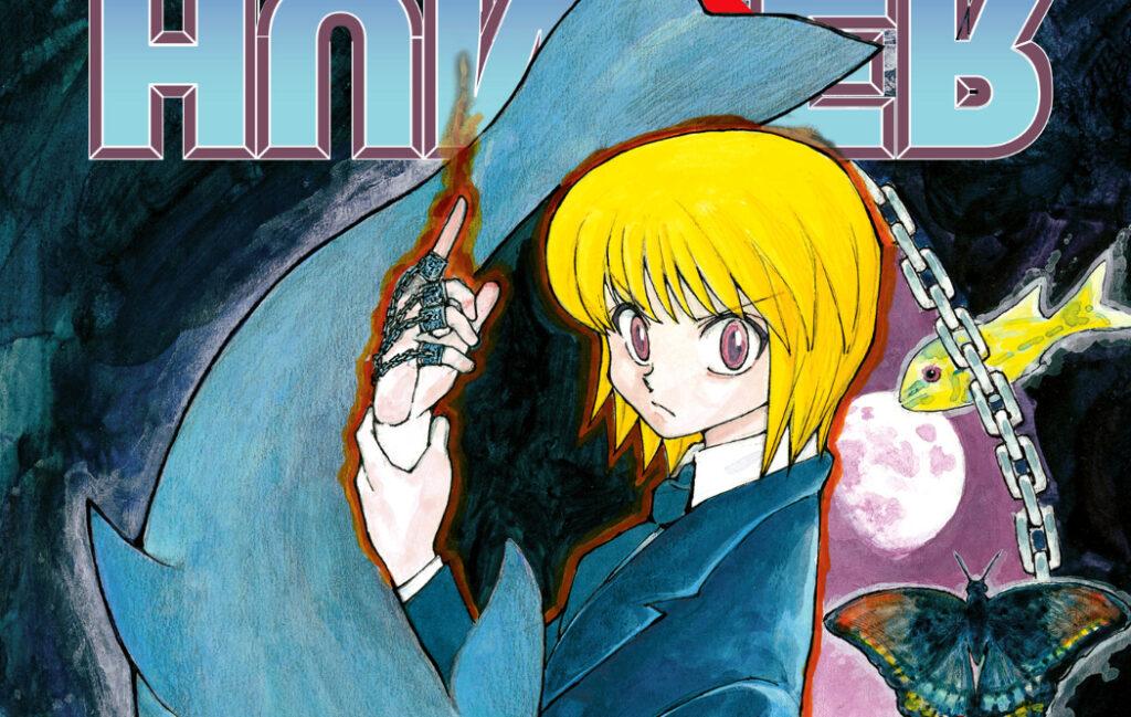 Hunter x Hunter volume 33