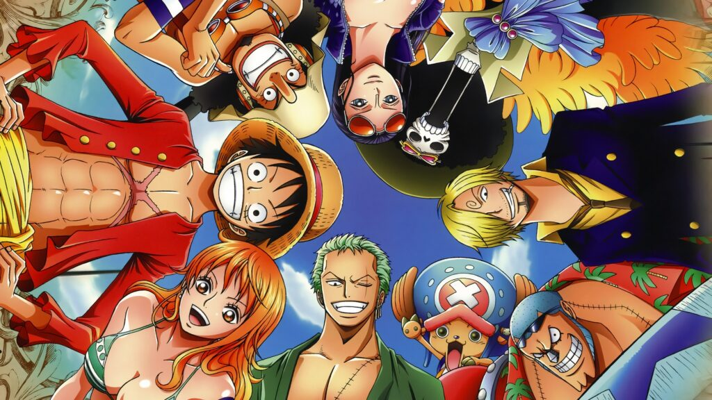 Characters of One Piece