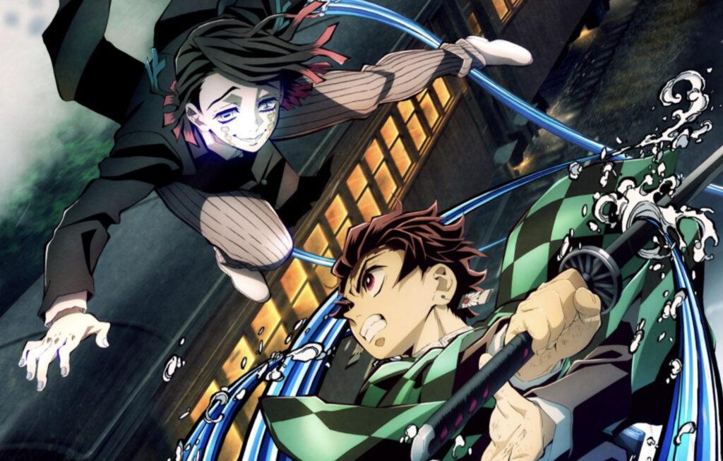 Demon Slayer: Kimetsu no Yaiba The Movie: Mugen Train anime screenshot
