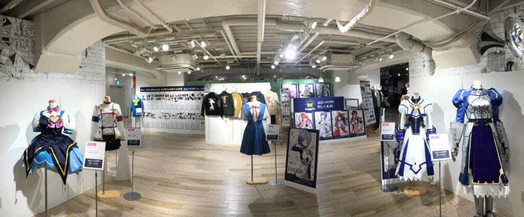 COSPA 25th anniversary exhibition