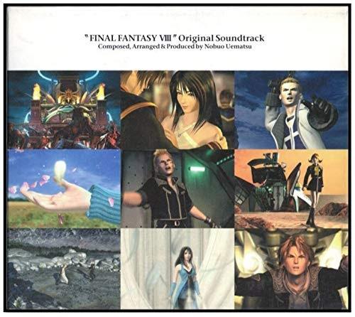 FFVIII Soundtrack Album Art
