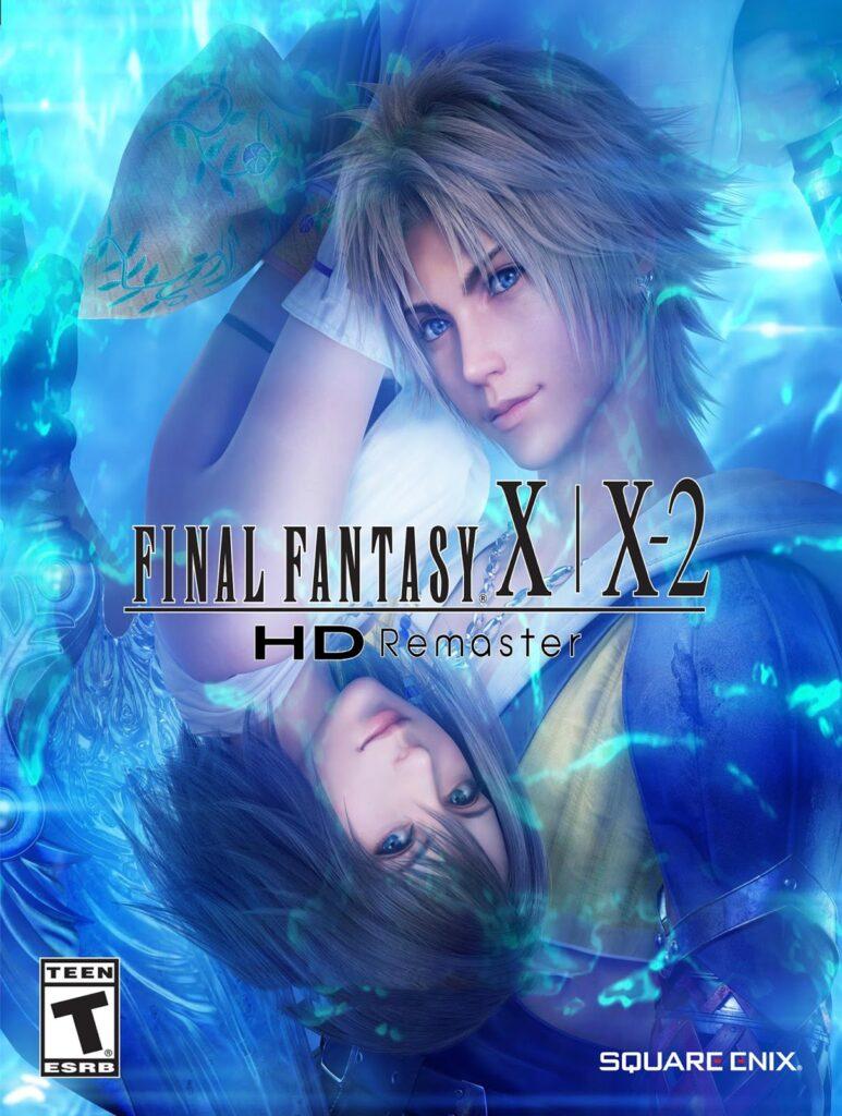 FFX Remaster Box Art
