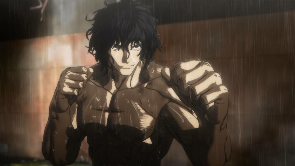 Kengan Ashura Introduces Testosterone Through 3DCG Anime