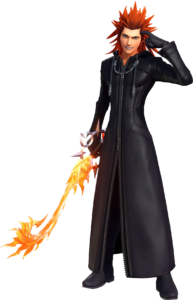 Axel/Lea Kingdom Hearts 3
