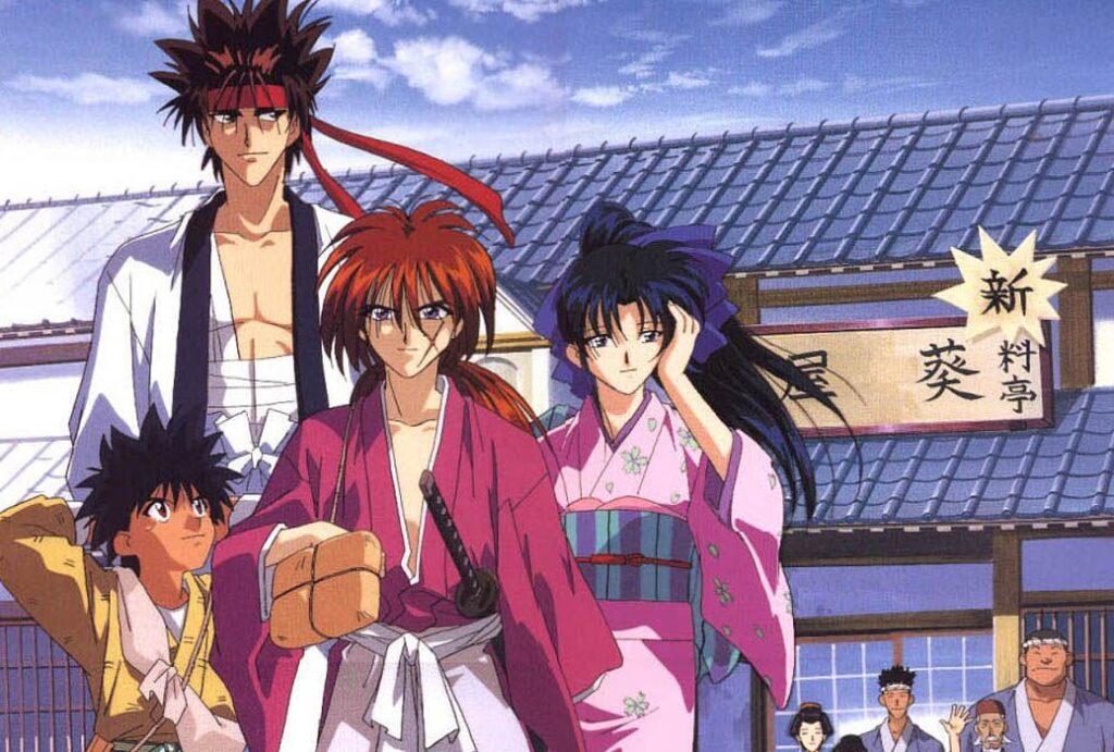 Rurouni Kenshin Set the Bar for International Anime Success