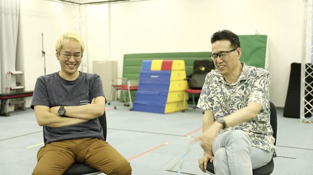OTAQUEST CONNECT - Kenji Kamiyama & Shinji Aramaki