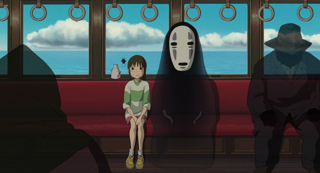 All Aboard the Animated Express: Trains in Anime