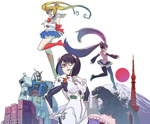 Exhibition Celebrates Tokyo's Link with Anime, Manga