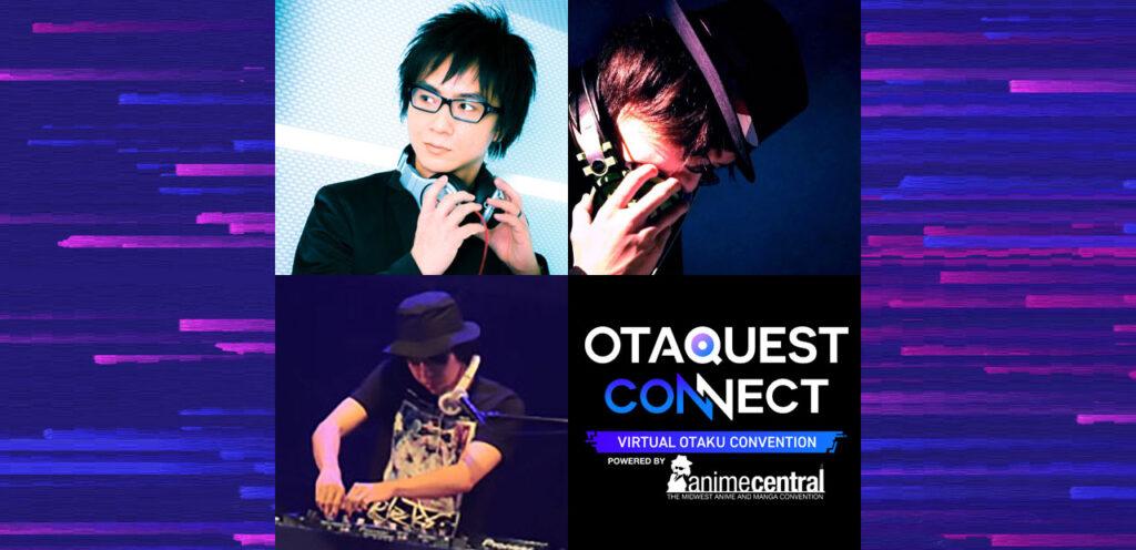 Ryu☆, Camellia, BlackY @ OTAQUEST CONNECT
