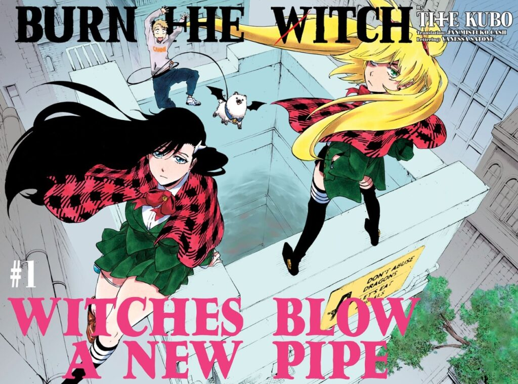 Burn the Witch Chapter 1