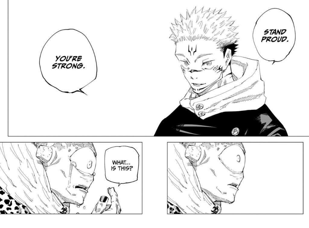Jujutsu Kaisen Chapter 116