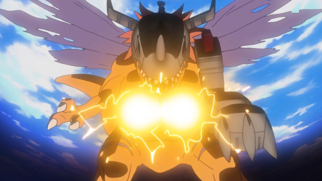 Digimon Adventure Episode 10 Review: Mecha Dinosaur Fight