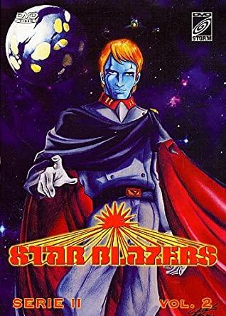Cover of the Italian DVD for Starblazers vol. 2, aka Space Battleship Yamato