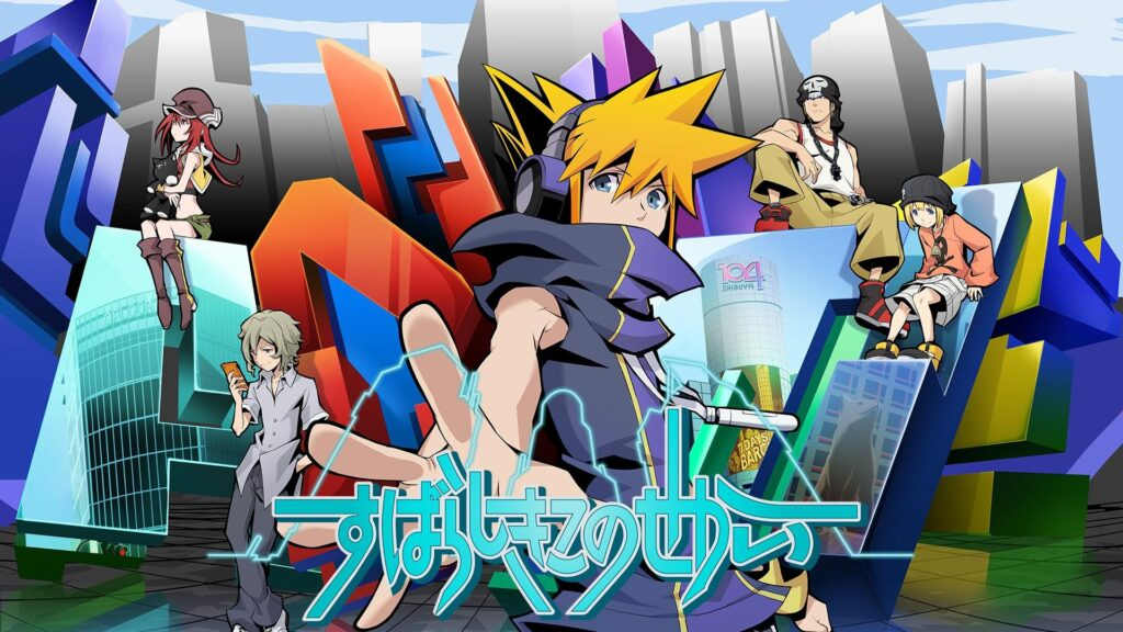 90-Second Teaser for The World Ends With You Anime Captures Charm of Original Game