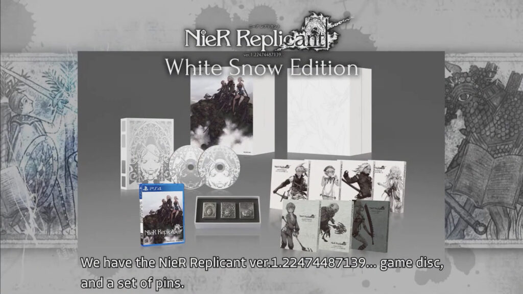NieR 'We Have A Decent Bit of New Info' Special at TGS 2020 Stage Report: Event Confirms NieR Replicant Release Date, New Re[in]carnation Info and More!