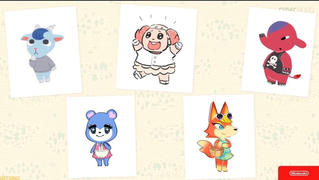 Design Philosophies for Animal Crossing: New Horizons Explained by Developers in CEDEC 2020 Presentation