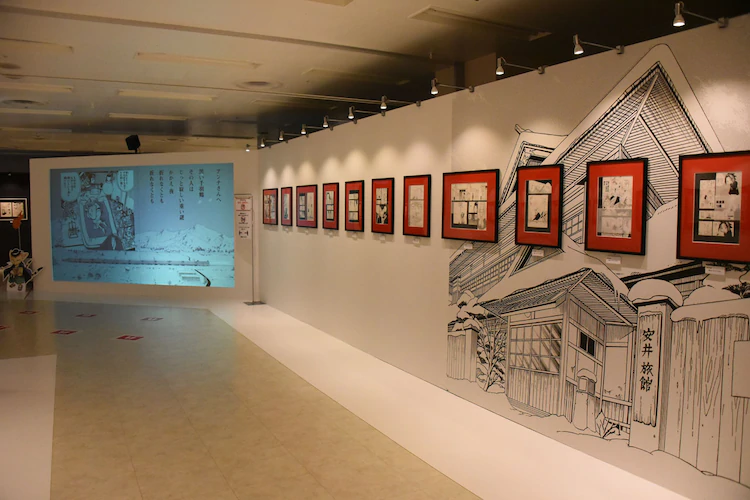 Shaman King 20th anniversary exhibition