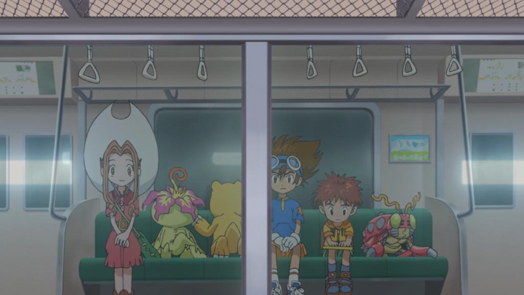 Digimon Subway