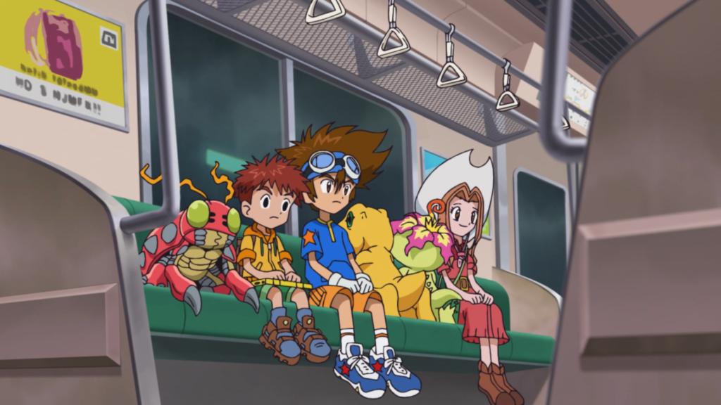 Digimon Adventure Episode 16 Review: Digi In The City