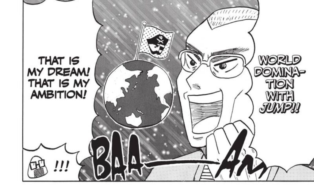 Weekly Shonen Jump world domination