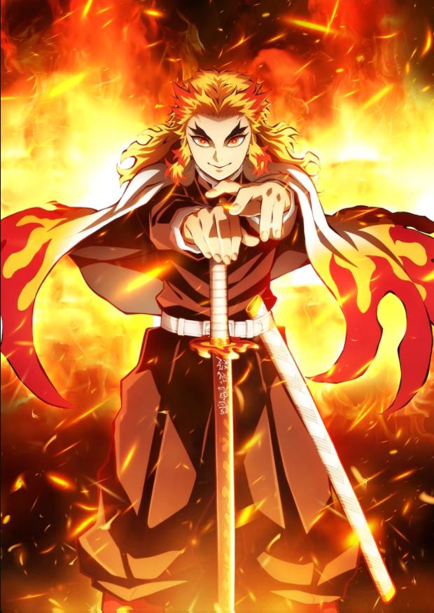 Demon Slayer's Kyojuro Is Getting A Movie-Exclusive Manga
