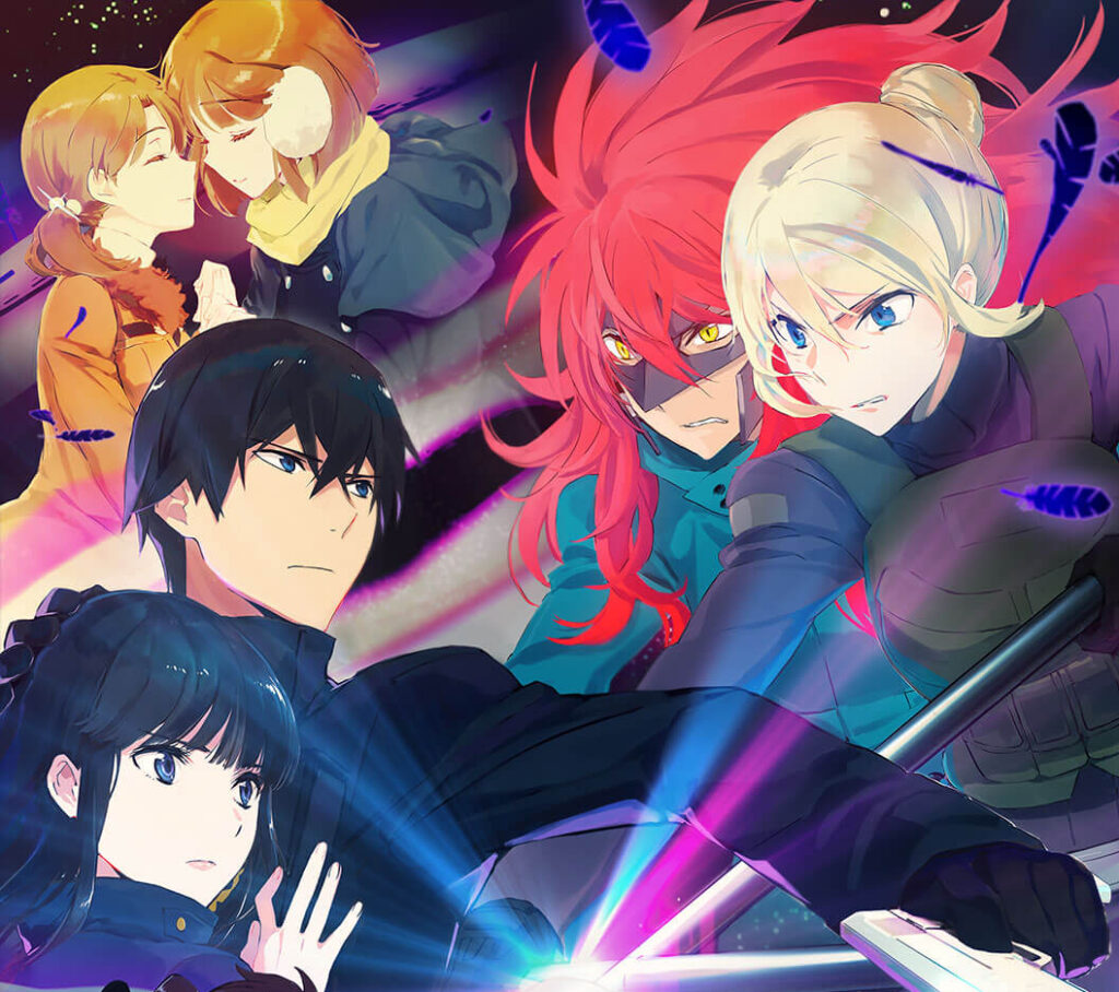 Second Trailer for The Irregular at Magic High School Season 2 Released