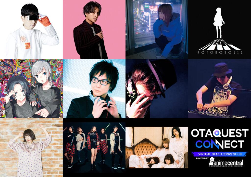 OTAQUEST CONNECT Music