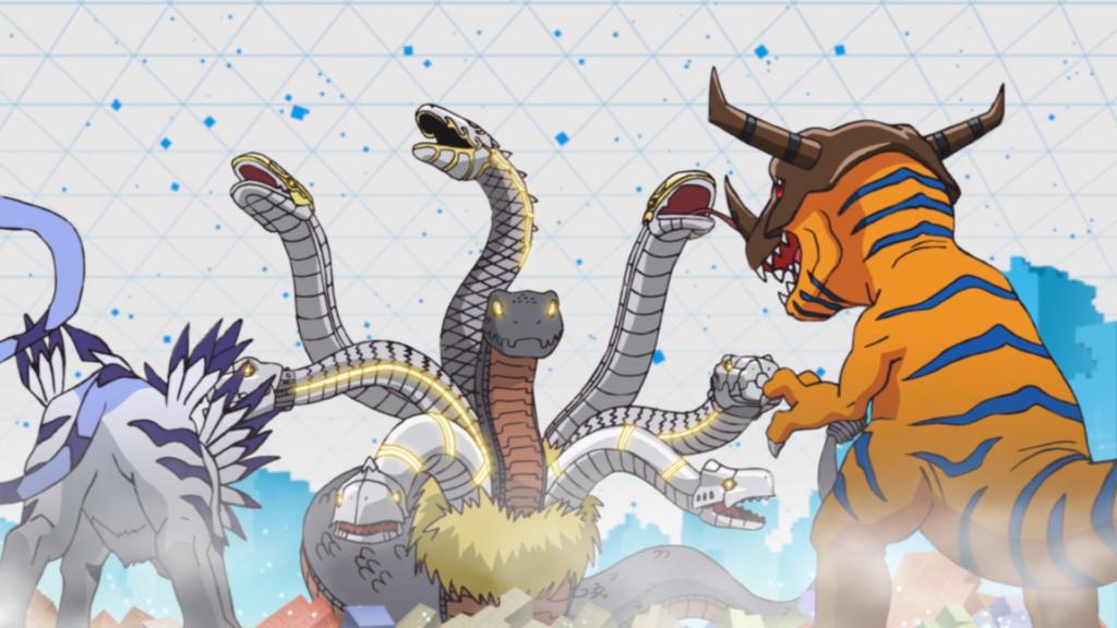 Digimon Adventure Episode 17 Review: An 8 Headed Problem