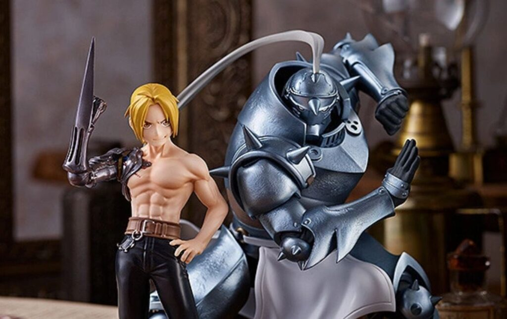 Edward & Alphonse Elric Figures from GoodSmile Are Alchemically Perfect