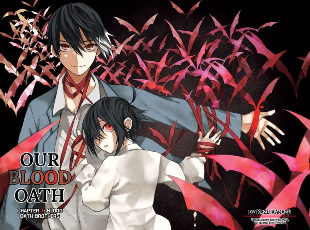 Our Blood Oath Chapter 1