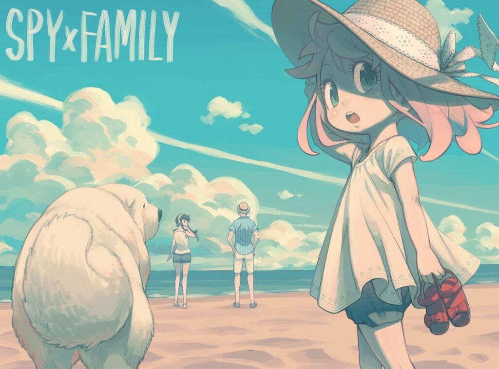 SPY x FAMILY chapter 29.1