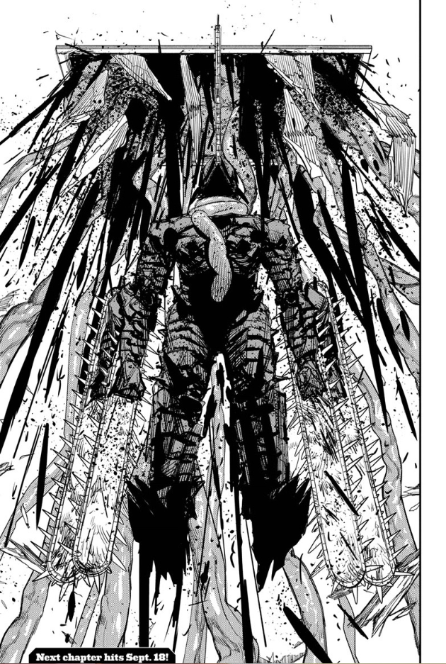 Chainsaw Man chapter 84