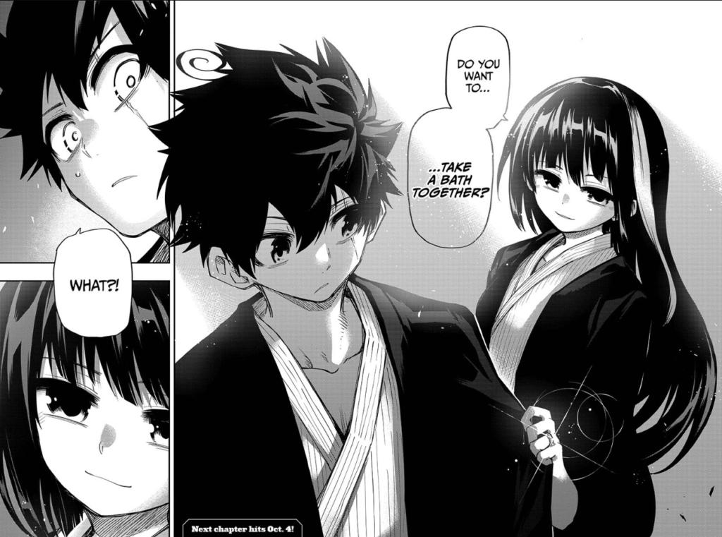 Mission: Yozakura Family chapter 52