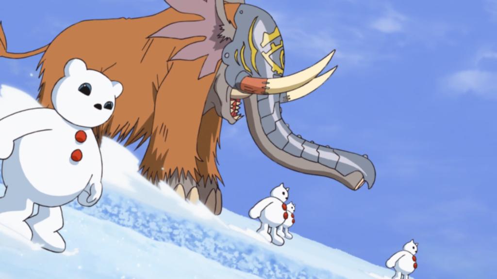 Digimon Adventure Episode 15 Review: Glacial Pacing