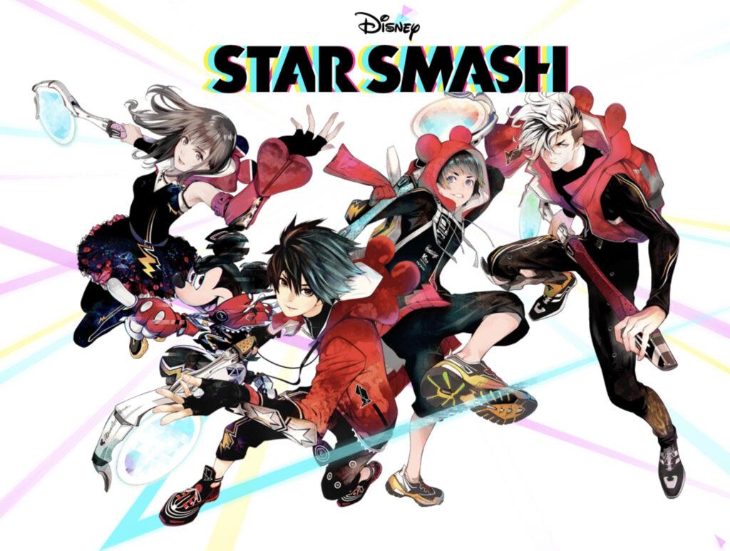 Tatsunoko Production, Mrs Green Apple Combine for Promotional Movie For XFLAG x Disney Anime Sports Mobile Game Star Smash