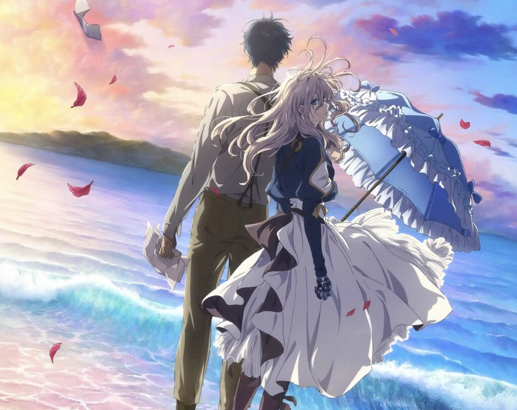 Violet Evergarden: The Movie is Kyoto Animation's Successful Return to the Big-Screen, And the First 10 Minutes Are Now Free on YouTube