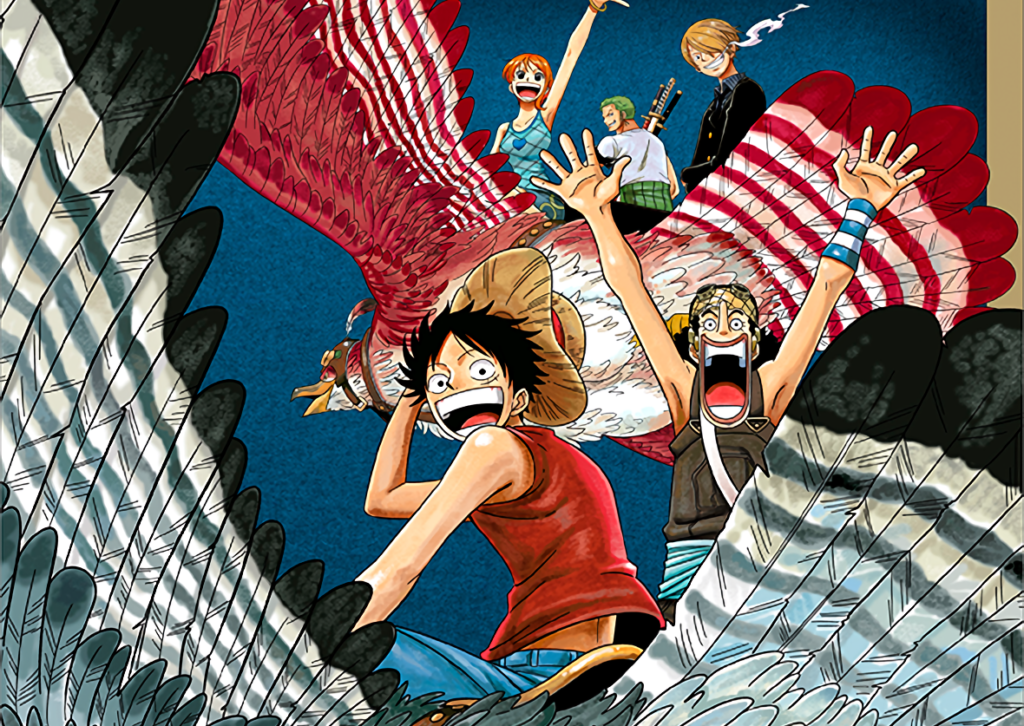 One Piece Eternal Log EAST BLUE