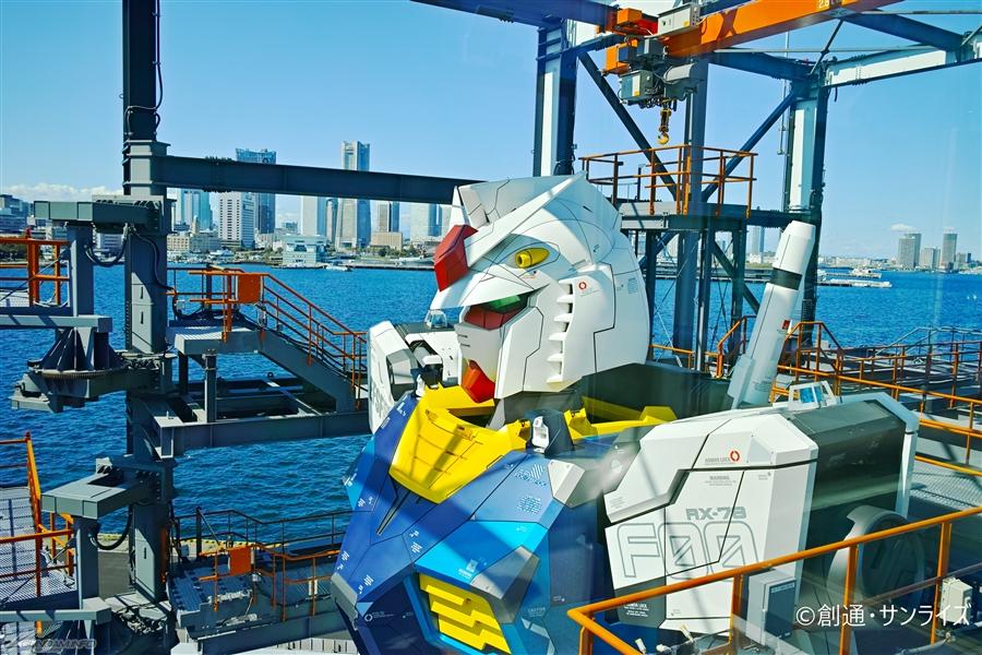 Gundam Factory Yokohama Featuring Moving Gundam Set to Open in December