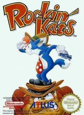 ATLUS Rockin Kats
