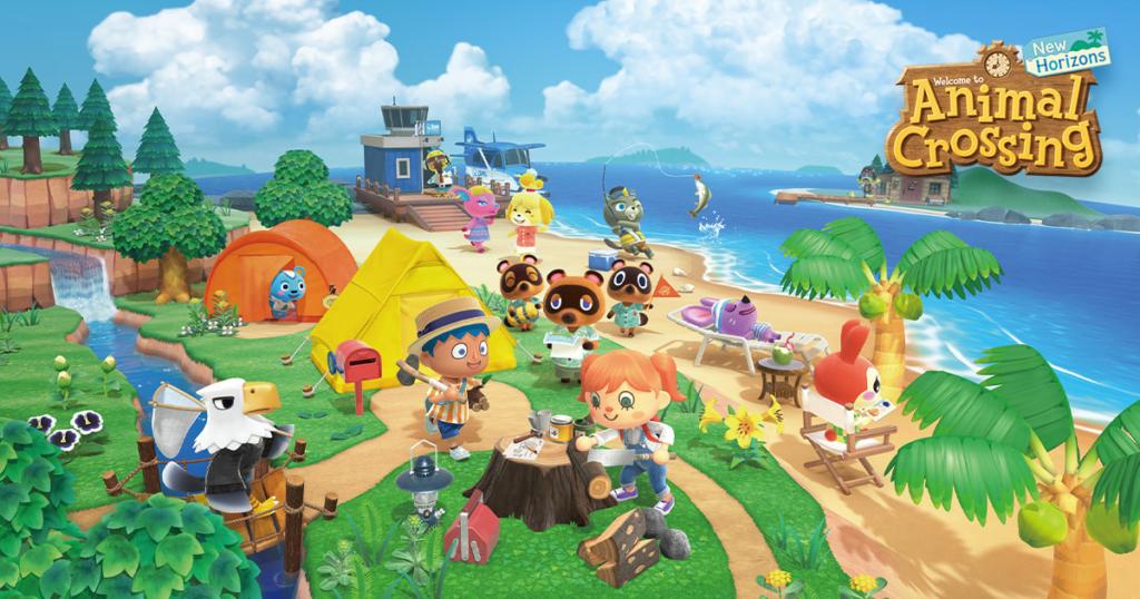 Animal Crossing game image
