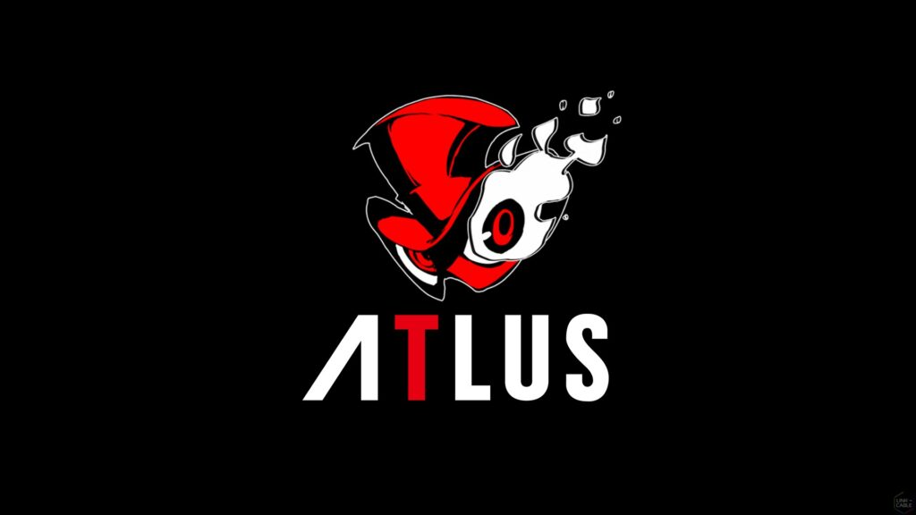 Atlus Persona 5 Logo