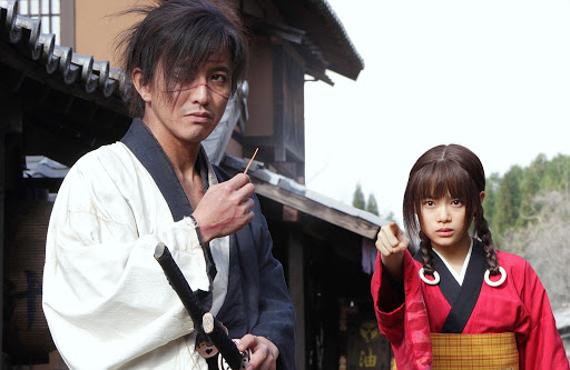Blade of the Immortal Live Action Movie