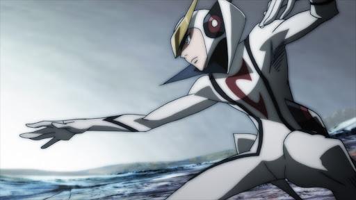 Casshern Sins anime screenshot