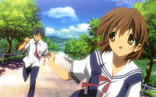 Clannad Characters