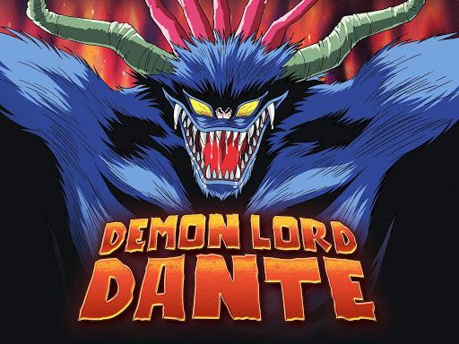Demon Lord Dante visual